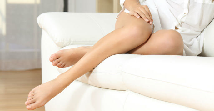 Eliminate Spider Veins with Sclerotherapy