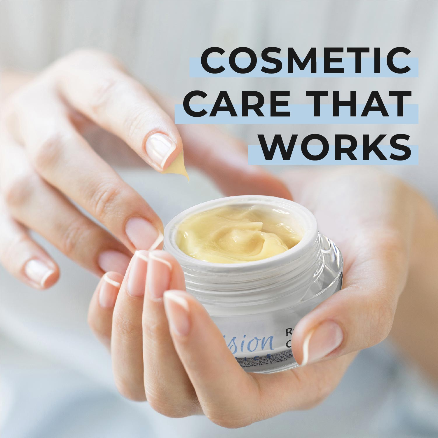 Precision Cosmetics - Cosmetic Care That Works