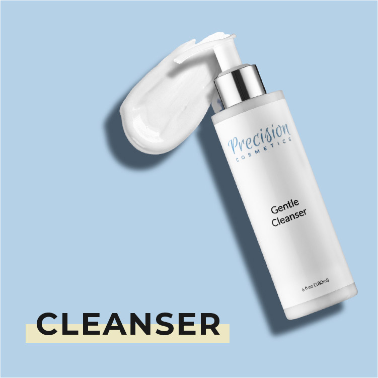 Precision Cosmetics Cleanser