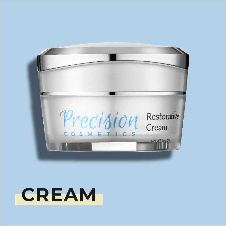 Precision Cosmetics Cream