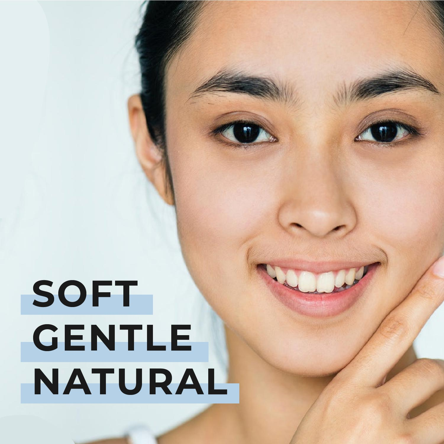 Precision Cosmetics - Soft Gentle, Natural
