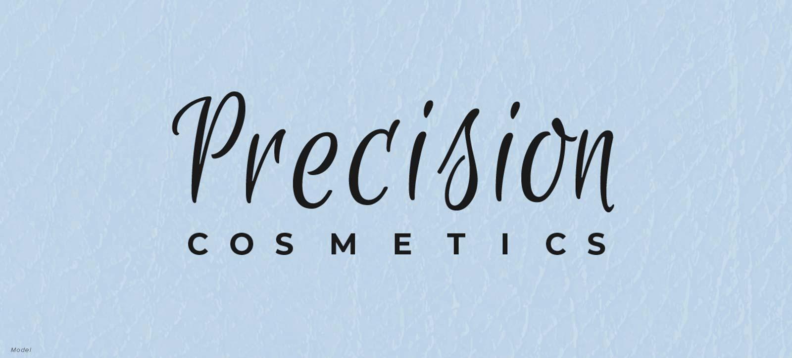 Precision Cosmetics banner
